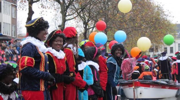 Intocht Sinterklaas in Utrecht 2014